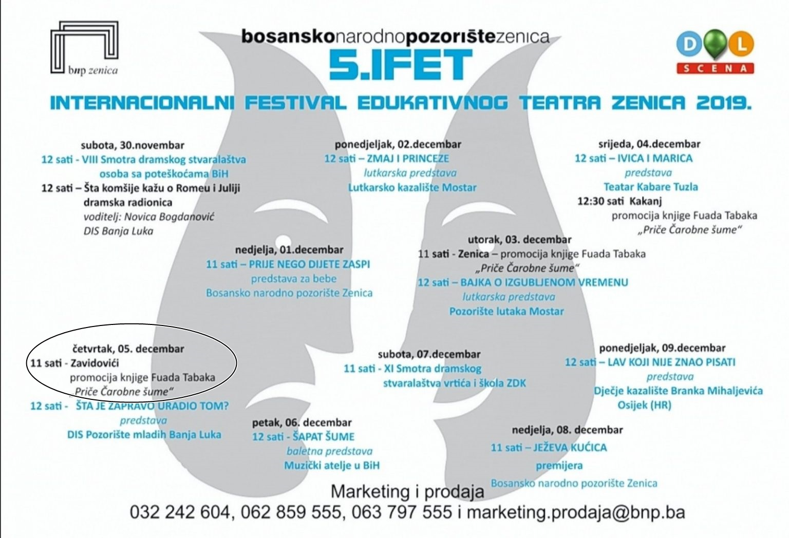 """Promocija knjige bajki i basni """"Priče čarobne šume"""", autora Fuada Tabaka"""