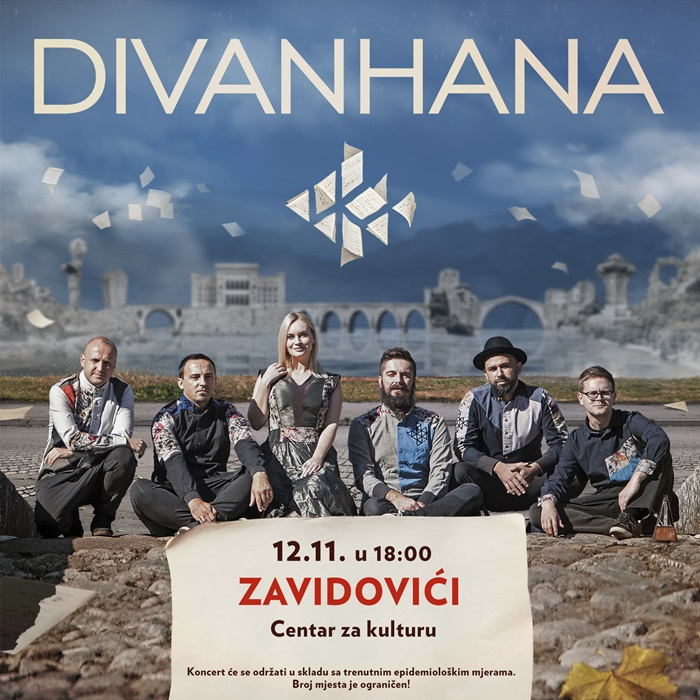 """Grupa""""DIVANHANA""""u Centru za kulturu"""