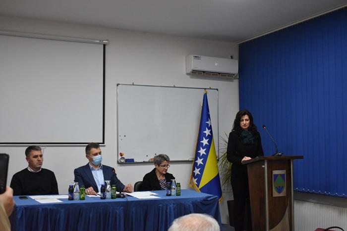 """Održana Obnoviteljsko-osnivačka skupština BZK""""Preporod"""" Zavidovići"""
