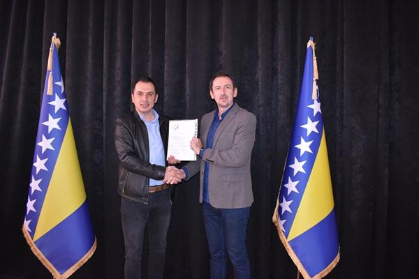 Potpisan Sporazum o saradnji dvije ustanove