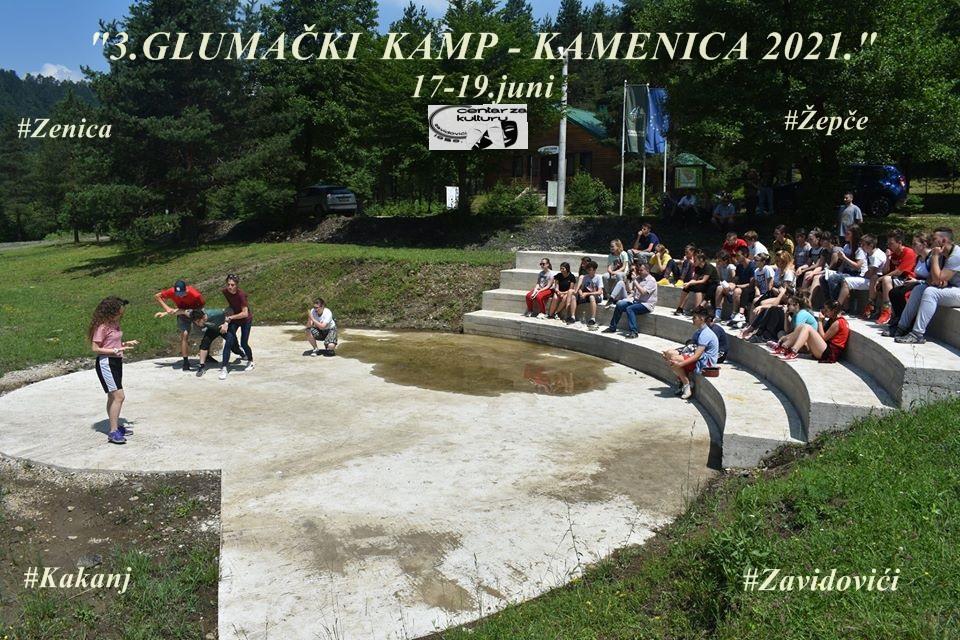 3.Glumački kamp-Kamenica 2021.